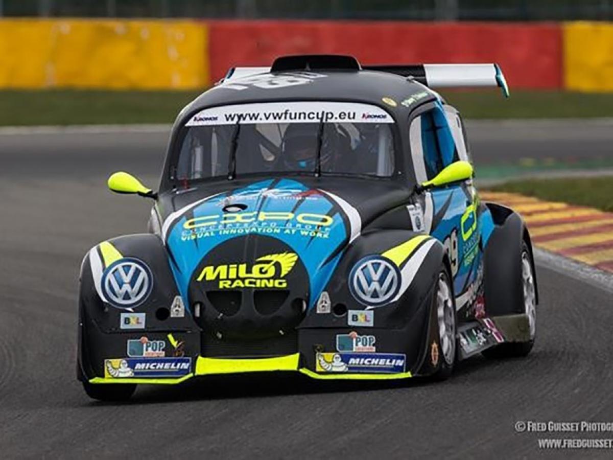 Conceptexpo sponsor de la VW Fun Cup 016.. Rejoignez-nous!