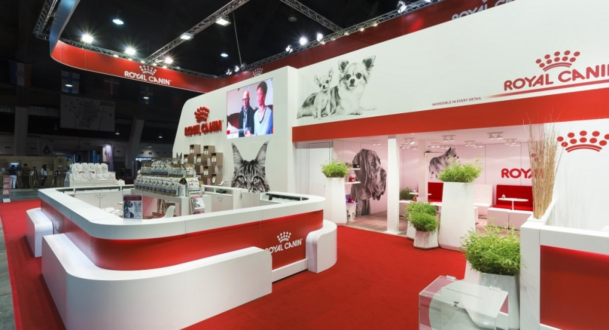 ROYAL CANIN AT THE EUROPEAN DOG SHOW 2016 – BRUSSELS EXPO