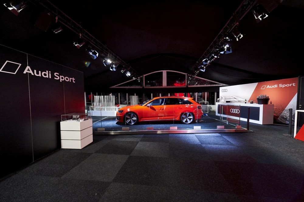 zoute grand prix-conceptexpo-audi- pop up store- construction stand - aménagement de stand (4)
