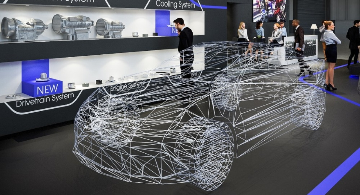 AISIN Europe au Salon Automechanika - Frankfort