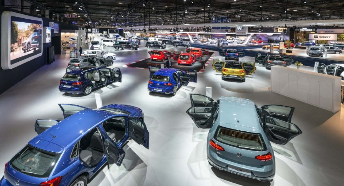 BRUSSELS MOTOR SHOW 2019 - AN EFFECTIVE PRESENCE? THE PROOF IS IN THE NUMBERS!