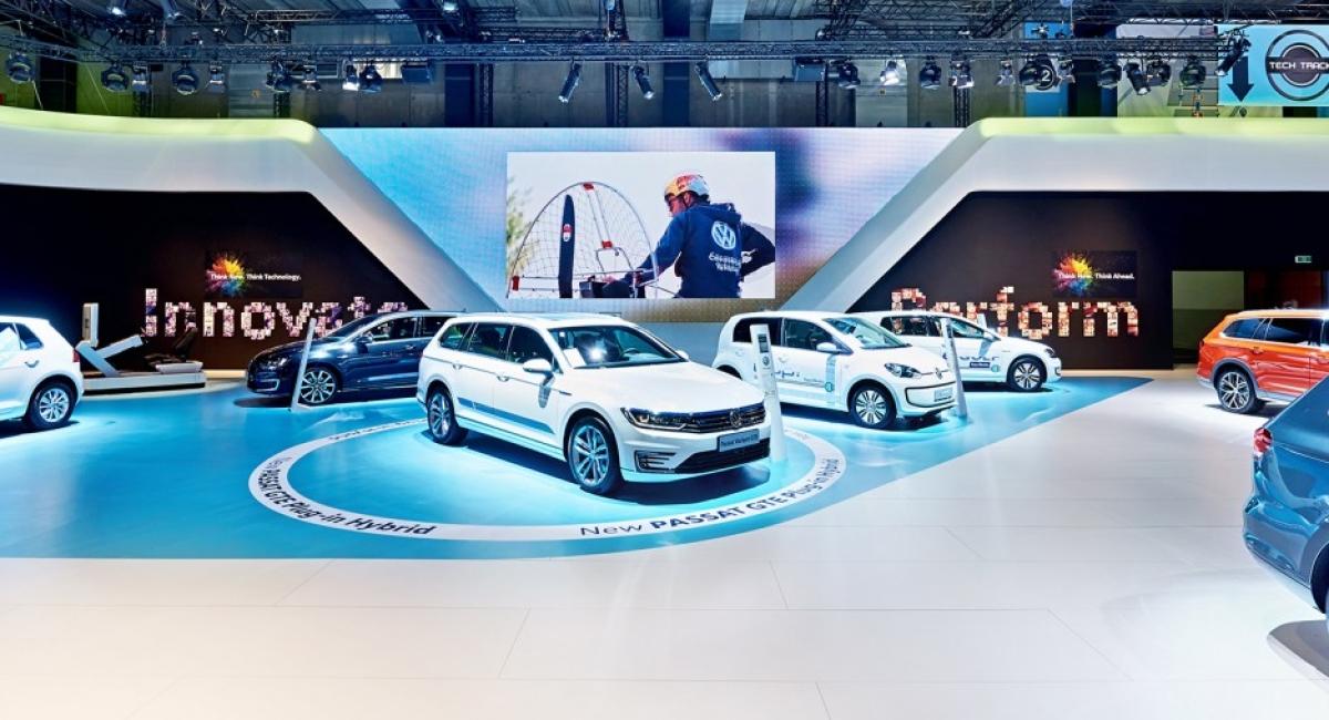 Volkswagen - Motorshow