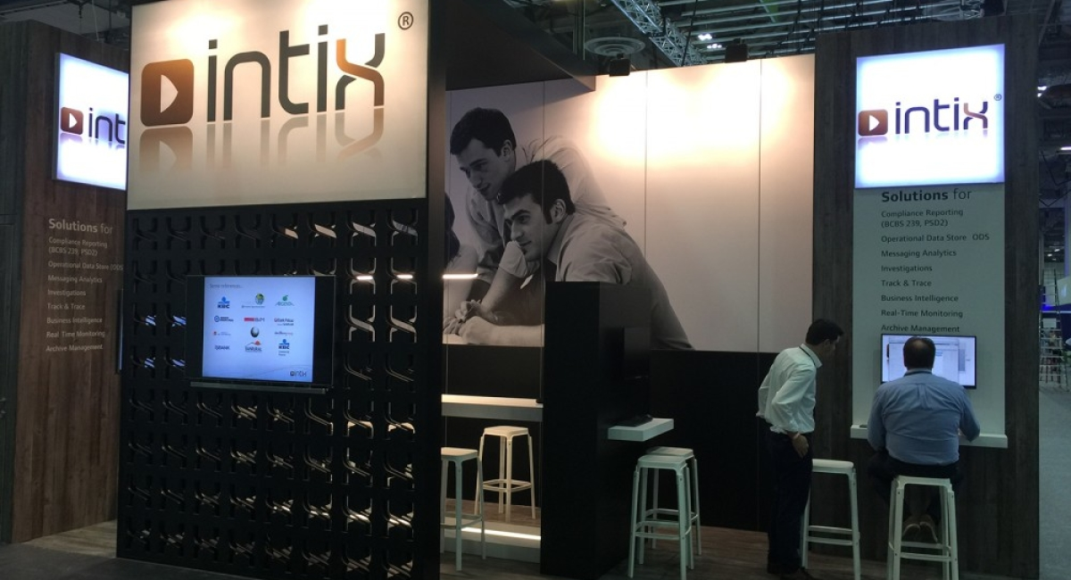 INTIX and the Financial Forum Sibos in Singapore