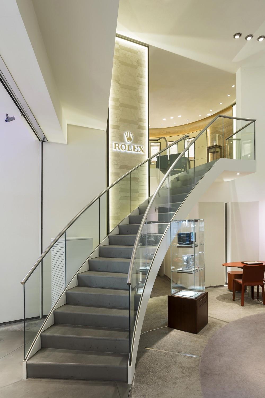 Rolex-slaets- boutiek inrichting-aménagement de magasin-Conceptexpo2 (1)
