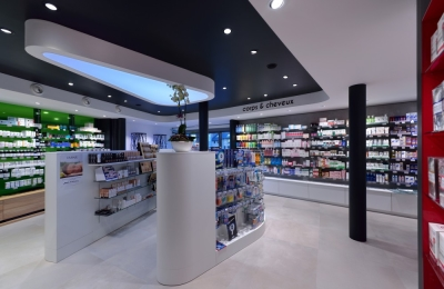 Is redeveloping a pharmacy a profitable investment?