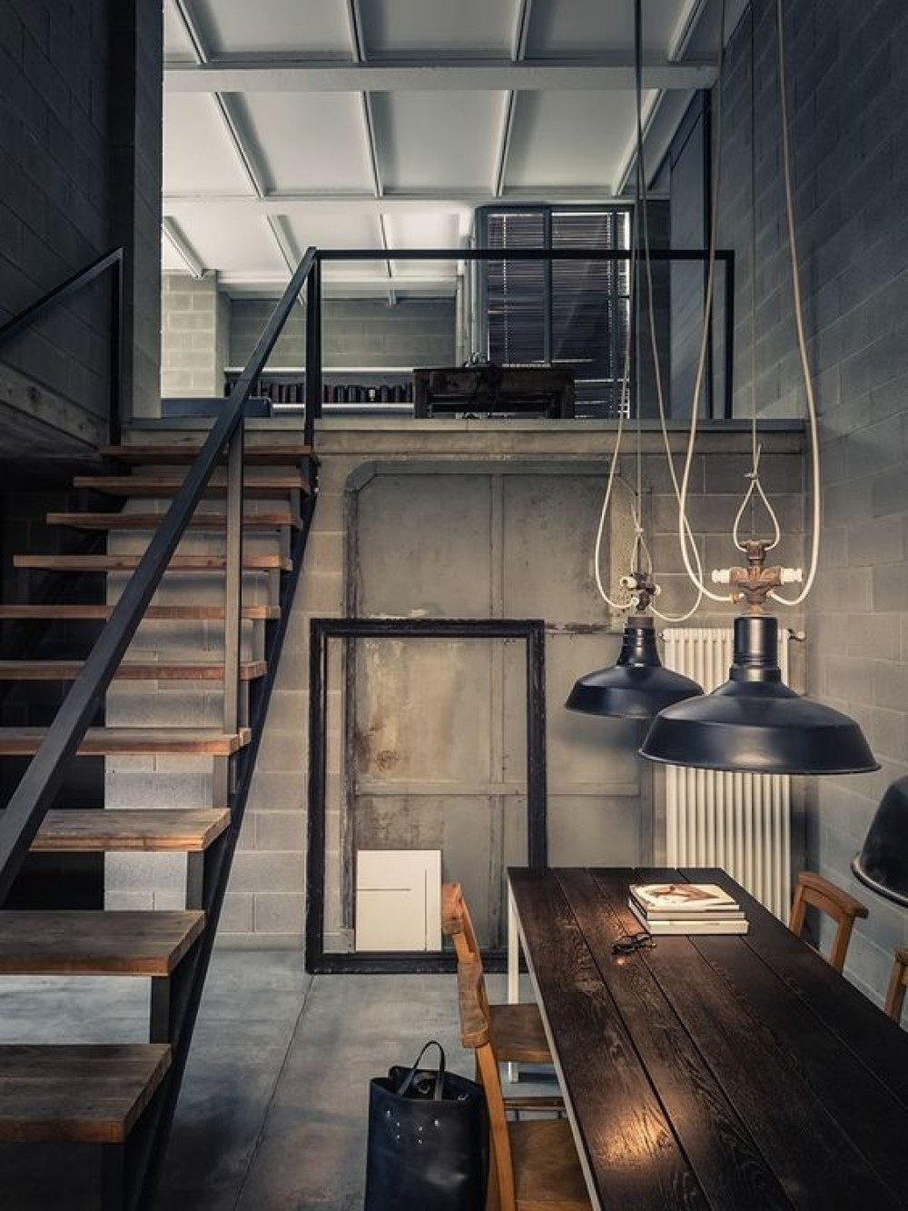 Uncategorized Industrial Look the trendy industrial look