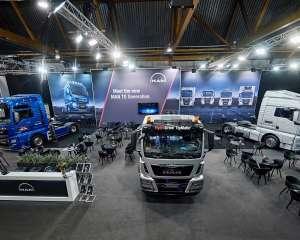 motor show, truck, conceptexpo