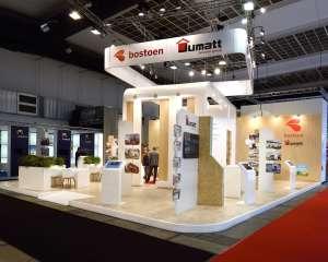 Conceptexpo, Jumat, Bostoen, Batibouw, exhibition booth design, exhibition stand builders, stand design