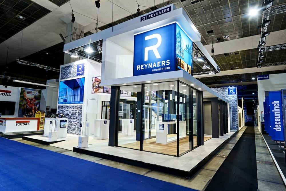 Reynaers aluminium - batibouw 2016 -conceptexpo 3