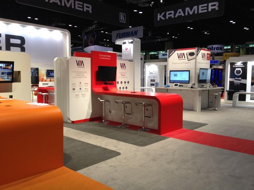 Kramer - Infocom Orlando 2015 stand 3