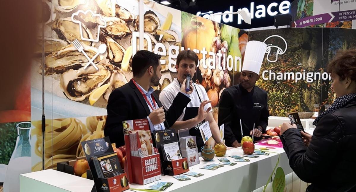 FranceAgriMer @Salon International de l'Agriculture Paris.