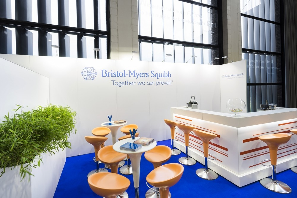 Bristol Meyers Squibb - congres rhumatologie-rheumatology congress- conceptexpo 2