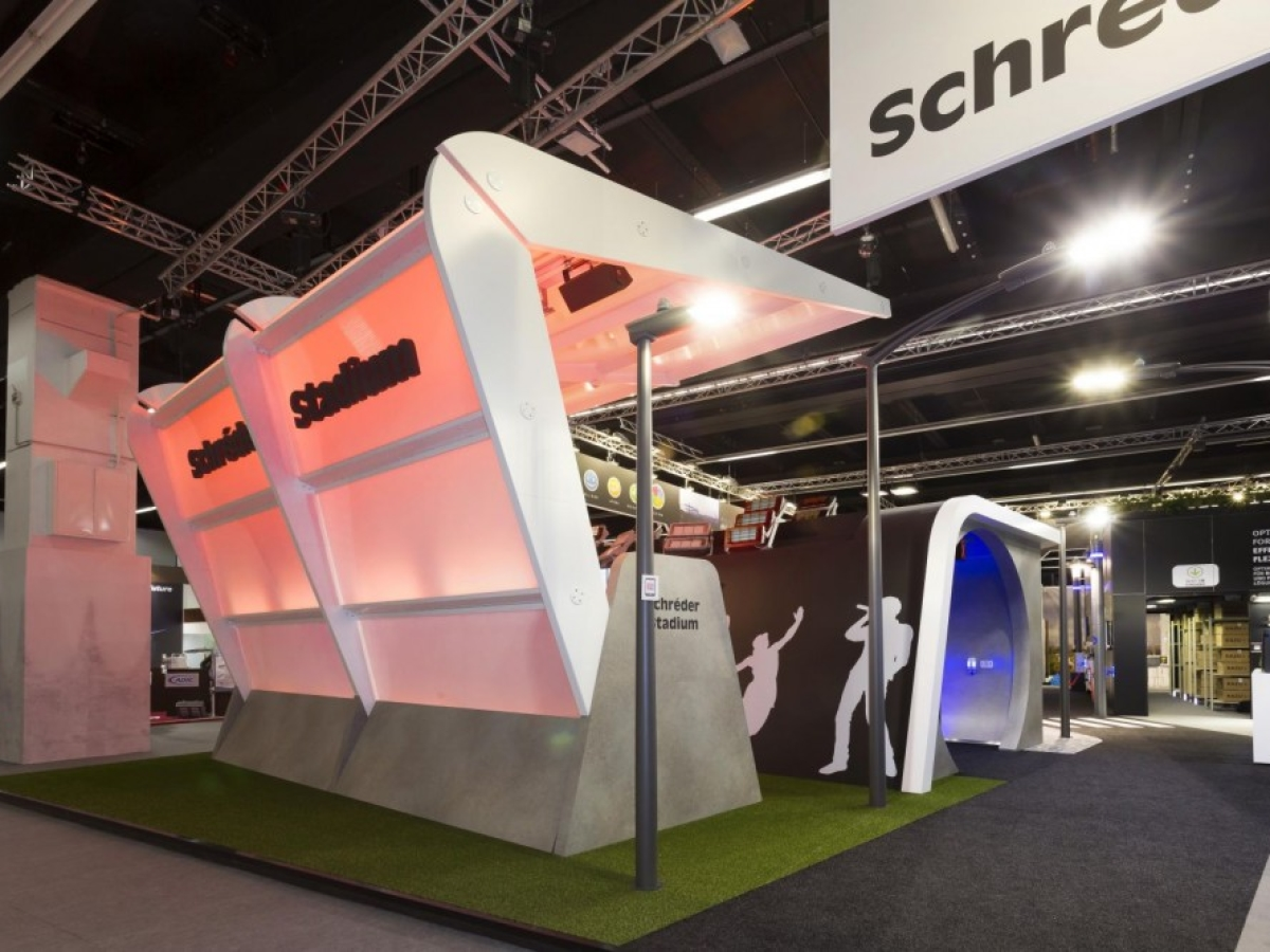 Schréder @Light+Building