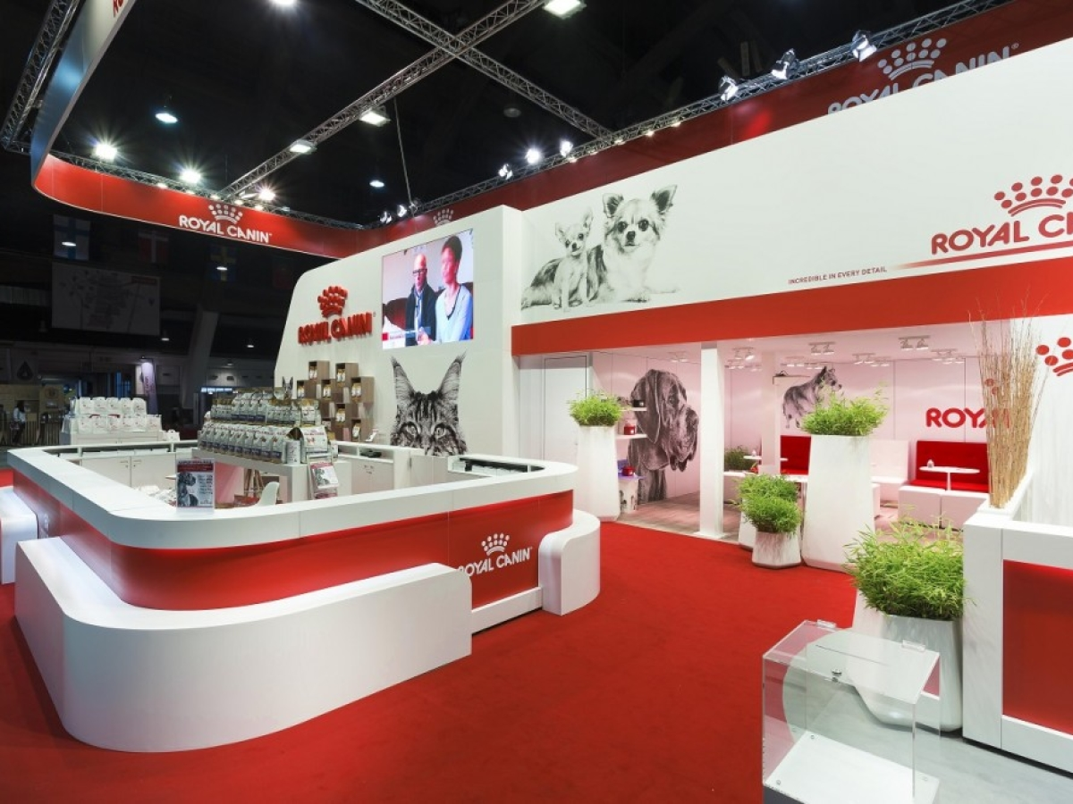 ROYAL CANIN A L' EUROPEAN DOG SHOW 2016 – BRUSSELS EXPO