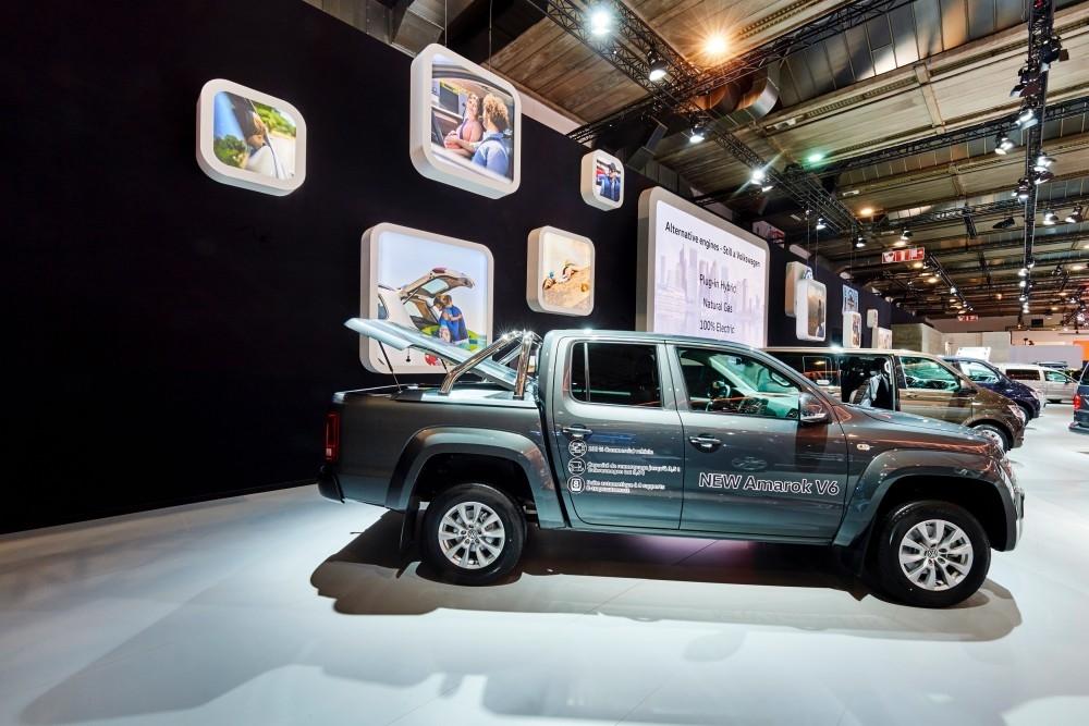 VW - salon auto- Auto beurs - conceptexpo - stand building - construction stand (5)
