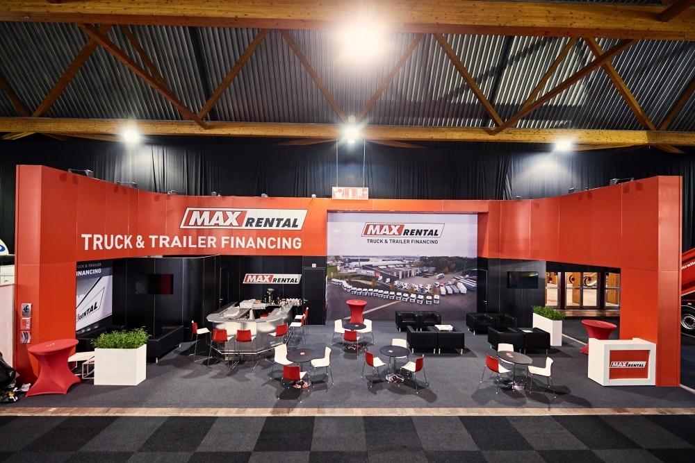 Max rental -salon auto- Auto beurs - conceptexpo - stand building - construction stand (1)