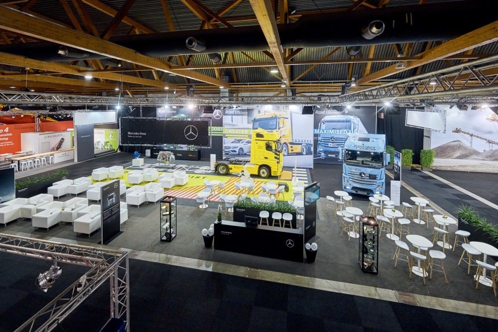 MAN - salon auto- Auto beurs - conceptexpo - stand building - construction stand (1)