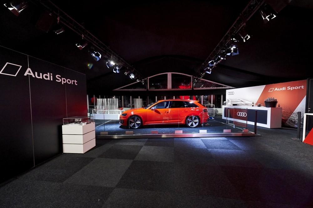 zoute grand prix-conceptexpo-audi- pop up store- construction stand - aménagement de stand (4)