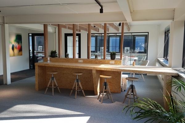 Aménagement de bureaux chez Idéalis Consulting
