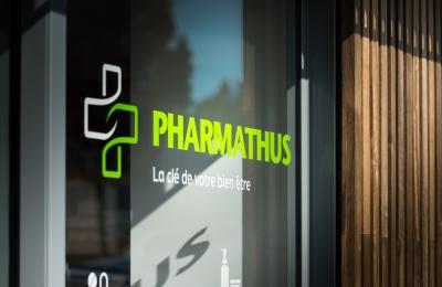 Pharmathus à Athus
