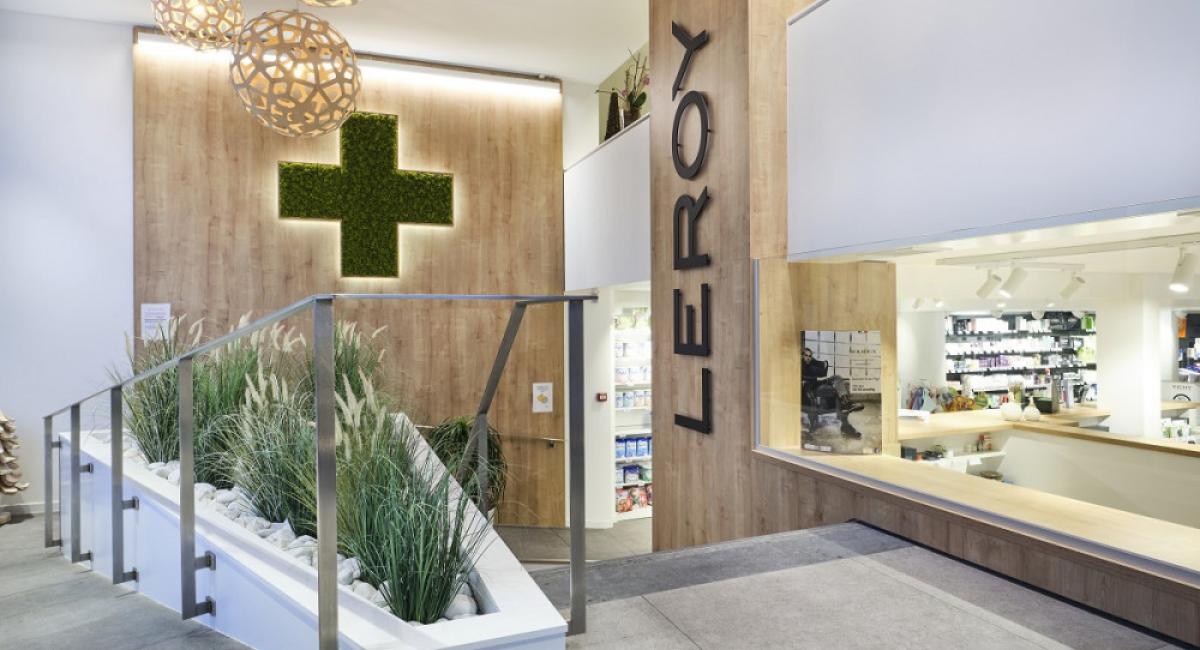 Pharmacie Leroy - Engis