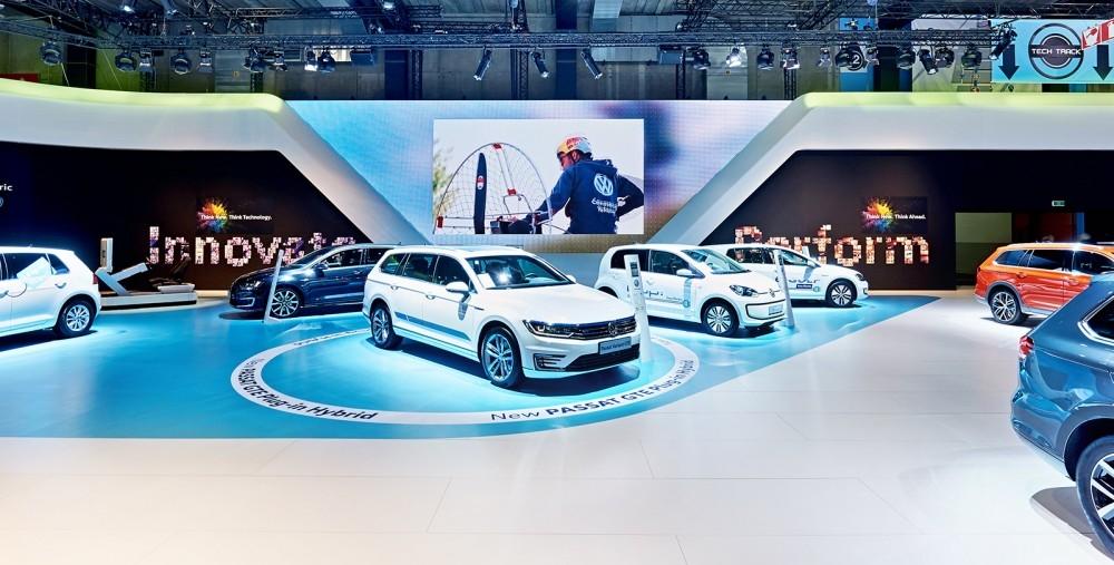volkswagen auto - salon - beurs -conceptexpo (2)