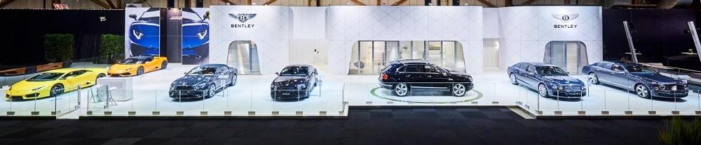 Lamborghini - Bentley auto moto 2016 - conceptexpo 5