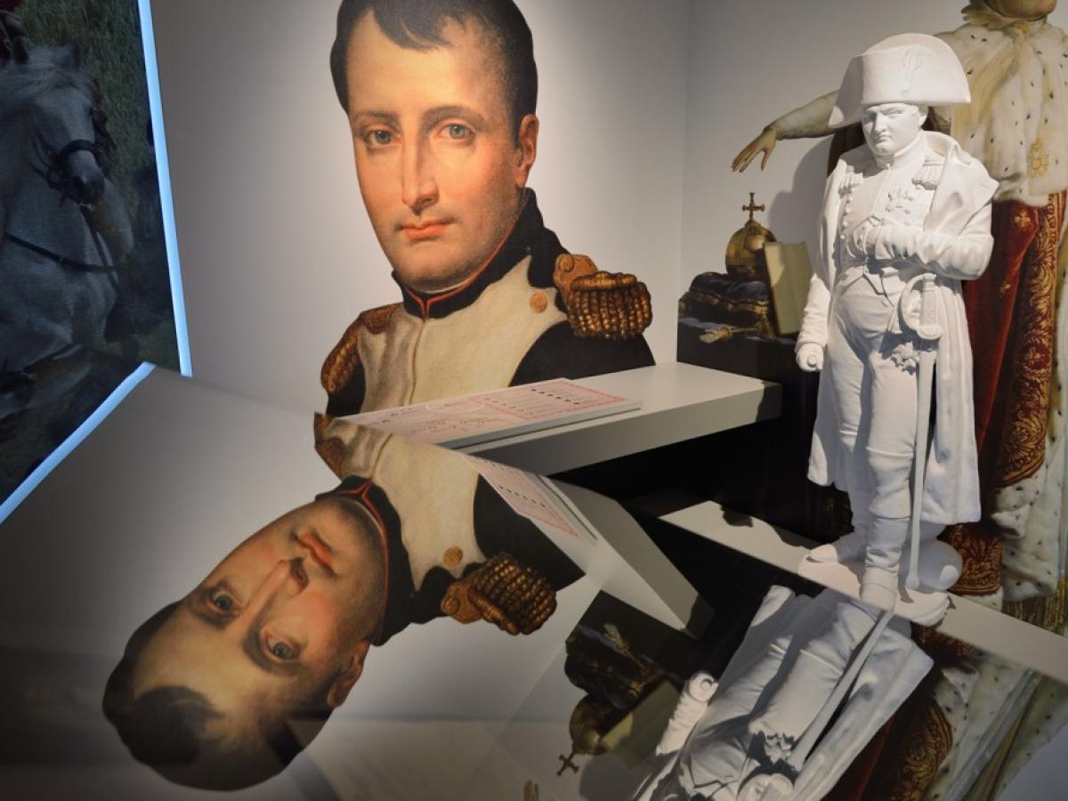 Rénovation du dernier QG de Napoléon
