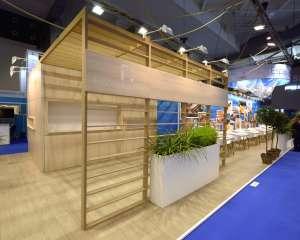 Seafood, stand design, Franceagrimer