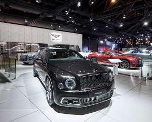 conceptexpo, Bentley, création de stand, stand sur mesure, concepteur de stand