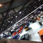 AutoSalon J-4 ⏰ Volkswagen it looks finally as a stand ! 😎