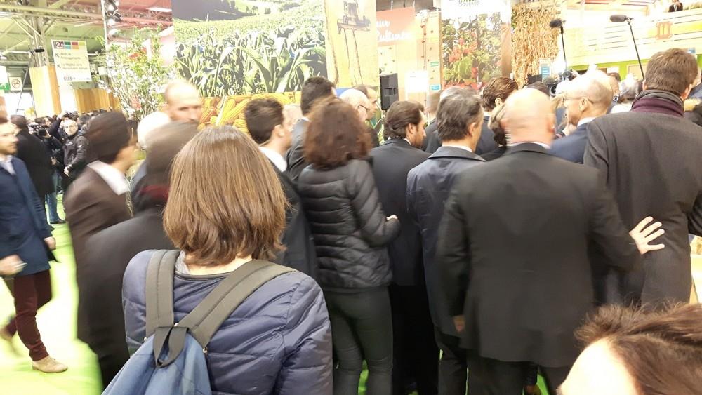Franceagrimer- salon agriculture paris- conceptexpo- stand opbouwing - création de stand 3