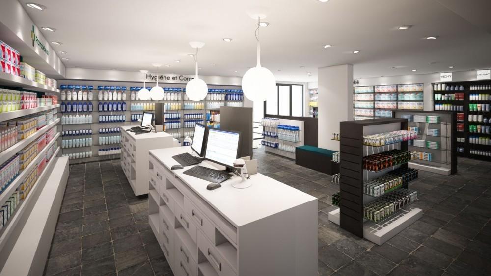 Aménagement Pharmacie - apotheek inrichting -conceptexpo -servais ceroux (1)