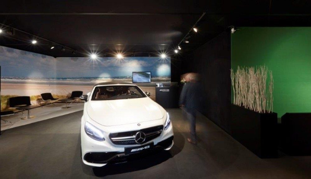 AMG MERCEDES BENZ POP UP STORE KNOKKE CONCEPTEXPO (5)