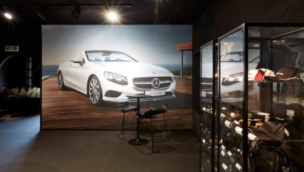 AMG MERCEDES BENZ POP UP STORE KNOKKE CONCEPTEXPO (6)