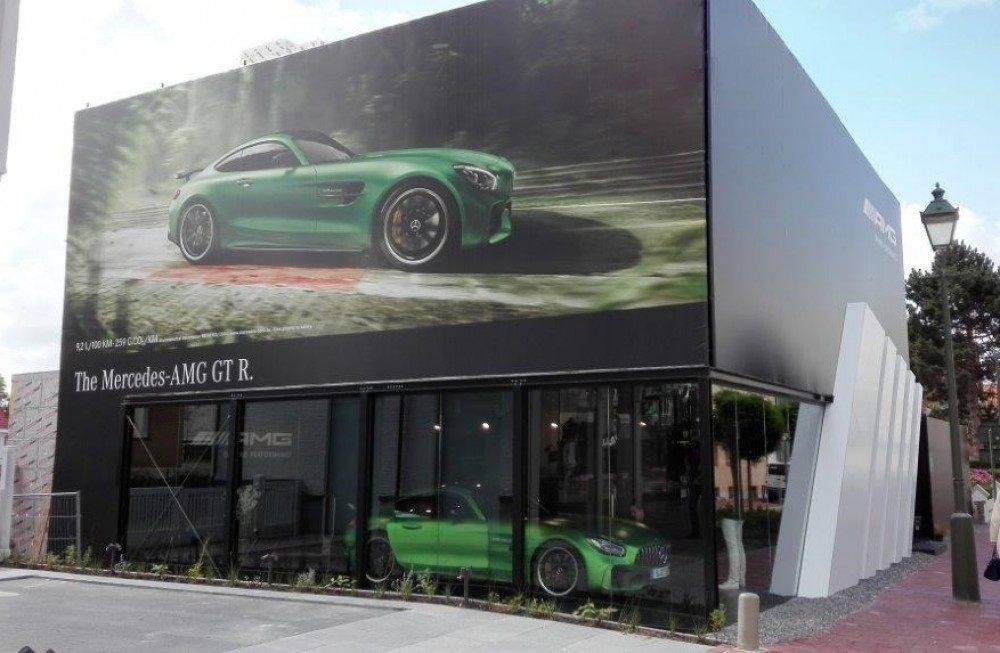AMG MERCEDES BENZ POP UP STORE KNOKKE CONCEPTEXPO (8)