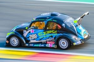 5ème position sur 120 pour notre VW Fun Cup aux 25h de Spa-Francorchamps!