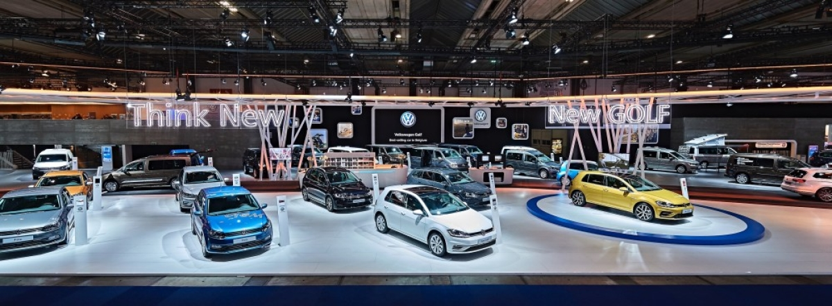 volkswagen 2016 2017 salon de l 39 auto bruxelles. Black Bedroom Furniture Sets. Home Design Ideas
