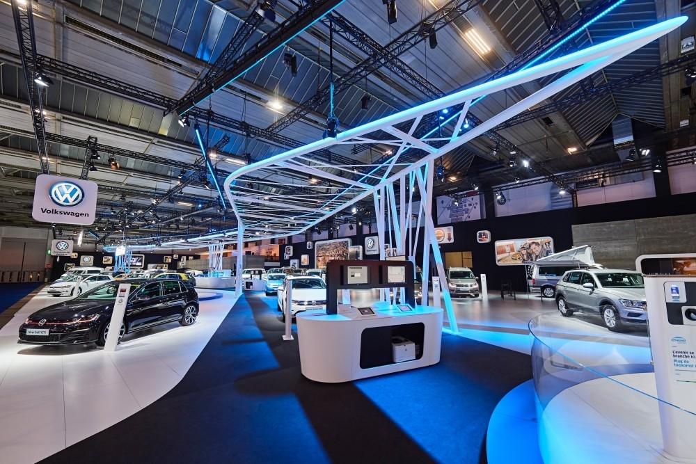 VW - salon auto- Auto beurs - conceptexpo - stand building - construction stand (7)