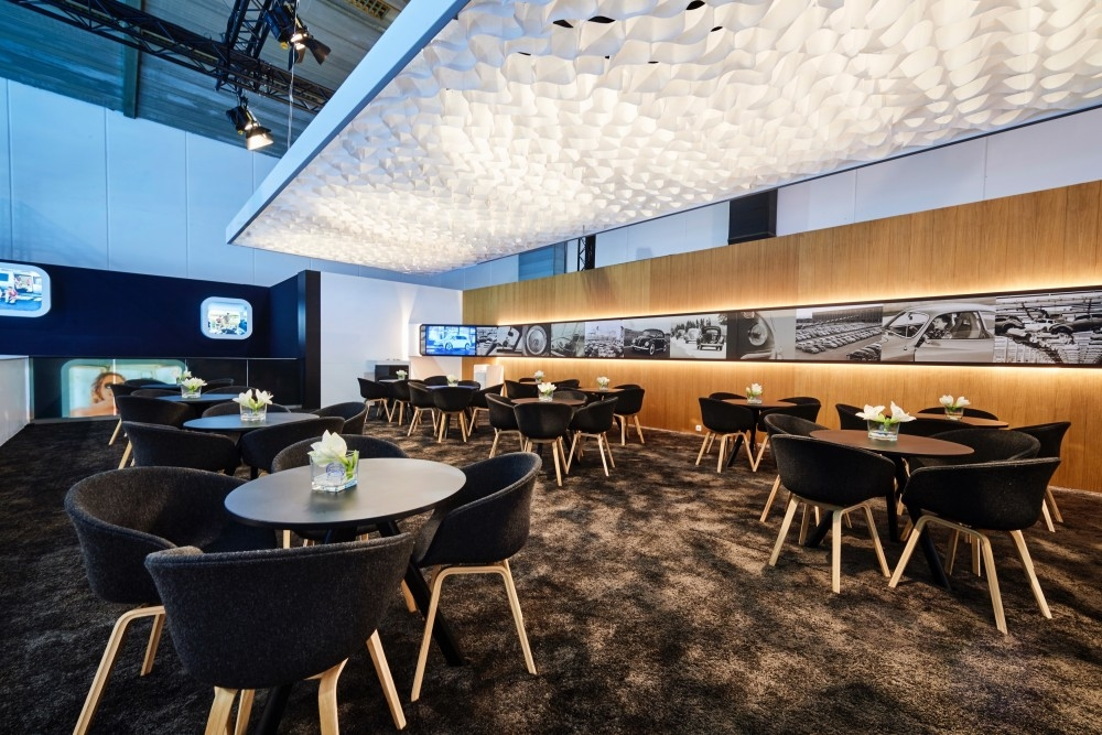 VW - salon auto- Auto beurs - conceptexpo - stand building - construction stand (4)