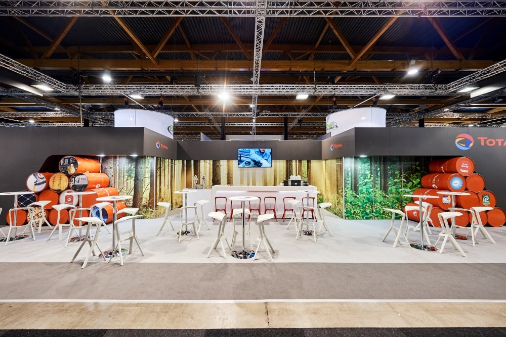 TOTAL- salon auto- Auto beurs - conceptexpo - stand building - construction stand (1)