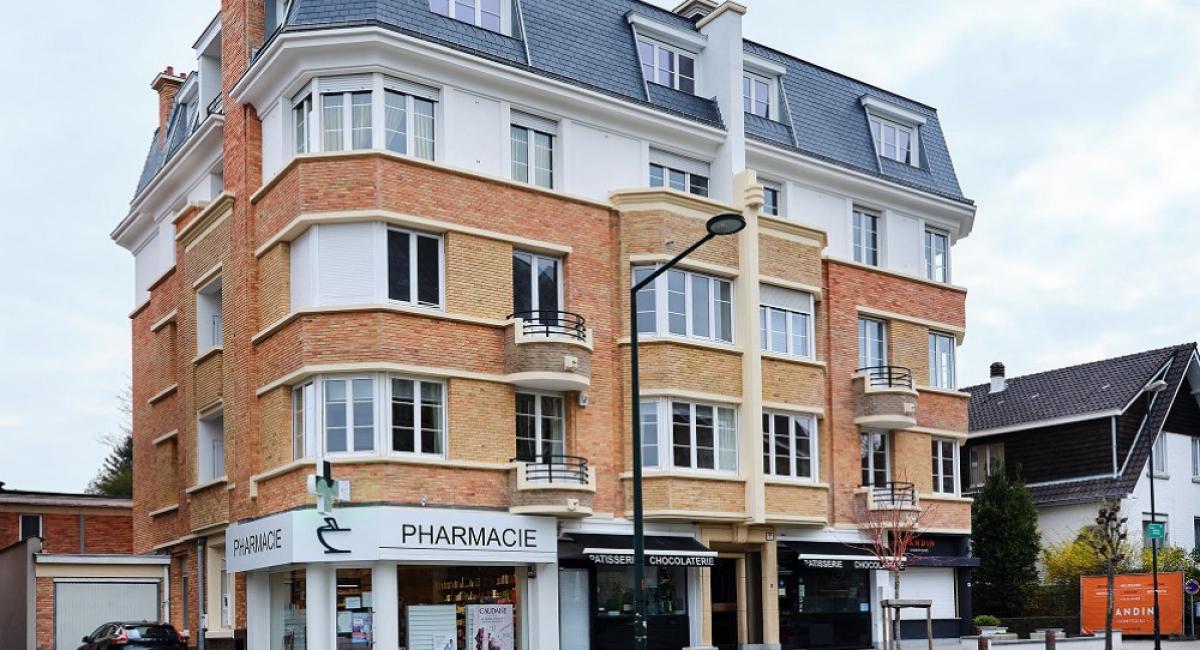 Pharmacie Vanhaeverbeek