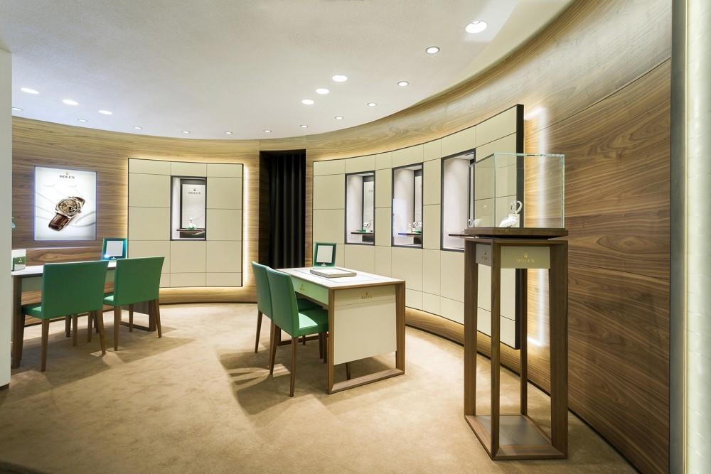 Rolex-slaets- boutiek inrichting-aménagement de magasin-Conceptexpo2 (2)