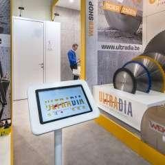 Conceptexpo, Ultradia, Batibouw, stand sur mesure, création stand, concepteur de stand
