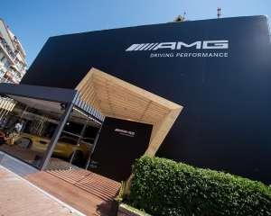 Pop-up Stores AMG MERCEDES-BENZ