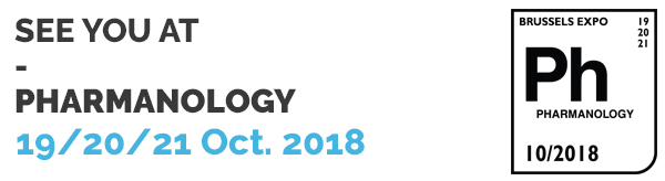 BRUSSELS EXPO / PHARMANOLOGY - 19/20/21 Oct. 2018
