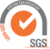 System certification - ISO 9001