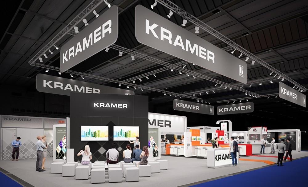 Kramer - InfoCom Orlando 2015 stand 2D -1