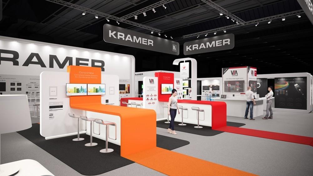 Kramer - InfoCom Orlando 2015 stand 2D -2