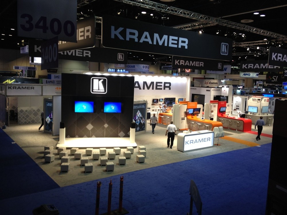 Kramer - InfoCom Orlando 2015 stand 4